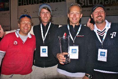 HRW 2011 PARTYGIRL vinner over all distanseseilas lørdag.